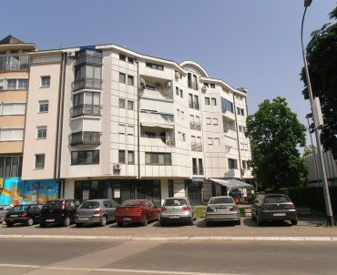 Residential – office building in Petra Kočića St., Banja Luka