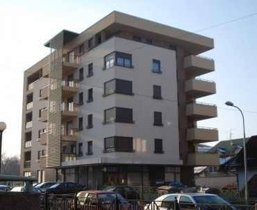 Residential – office building in Jovana Dučića St., Banja Luka
