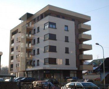 Stambeno-poslovni objekat u ulici Jovana Dučića, Banja Luka