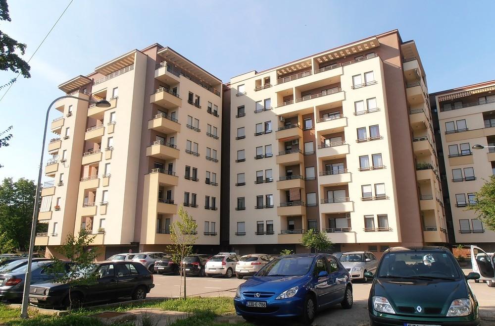 Stambeni kompleks u ulici Skendera Kulenovića, Banja Luka