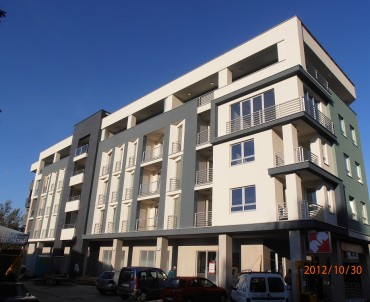 Residential – office building in Carice Milice St., Banja Luka
