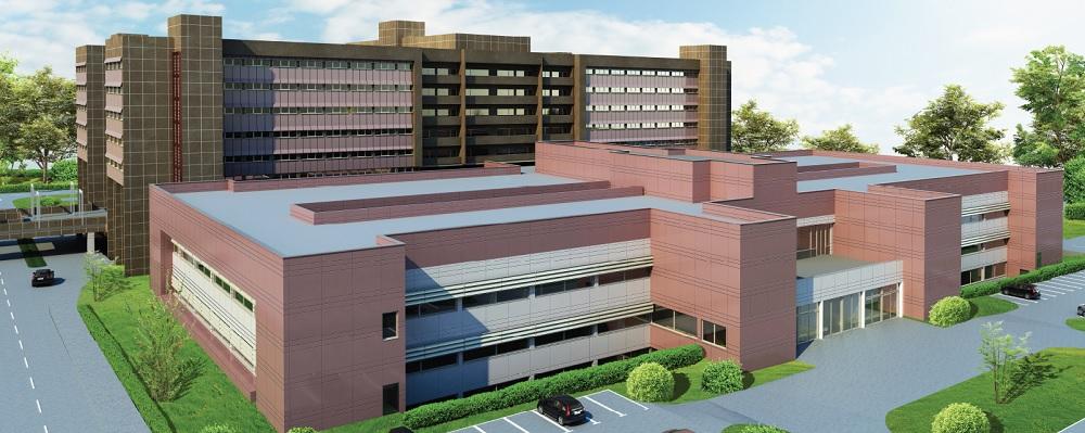 Južno krilo Univerzitetskog kliničkog centra RS