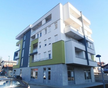 Residential – office building in Braće Jugovića St., Banja Luka