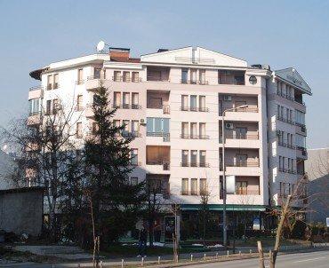 Residential – office building in Vase Glušca St., Banja Luka