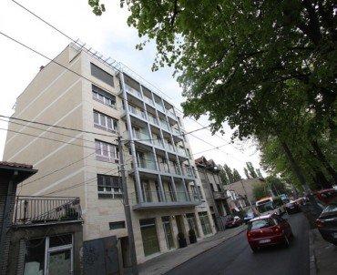 Stambeno-poslovni objekat u ulici Cara Nikolaja II, Beograd