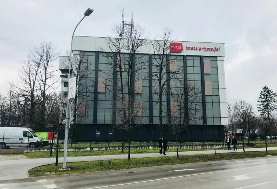 """""""M:tel"""" Banja Luka Business Center"""