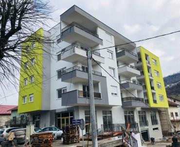 Residential – office building in Kozarska St., Banja Luka