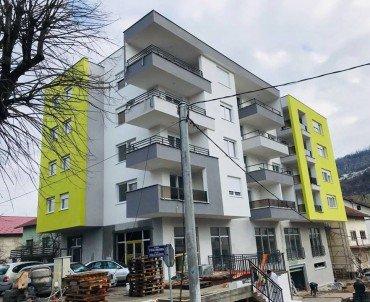 Stambeno-poslovni objekat u Kozarskoj ulici, Banja Luka