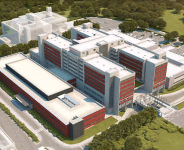 Construction of the North Wing and reconstruction of the Central Medical Block of RS University Clinical Centre