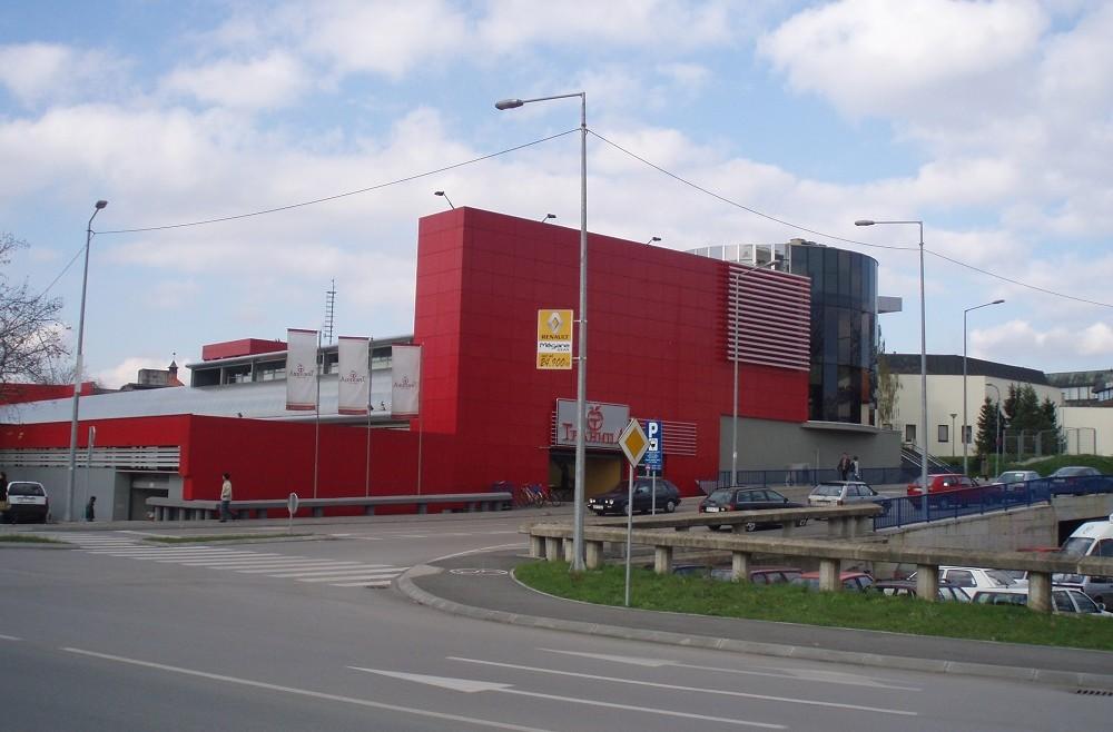 City market, Banja Luka