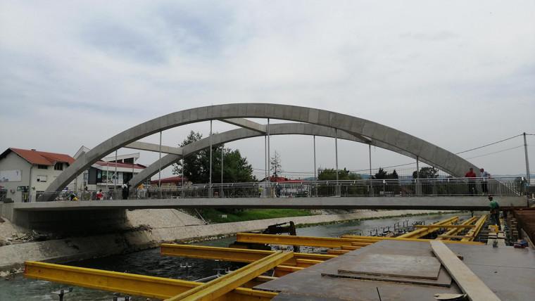 Izgradnja mosta na rijeci Vrbanji, Čelinac