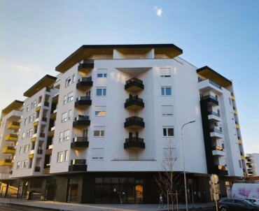 Stambeno-poslovni kompleks u ulici Boška Tošića, Banja Luka